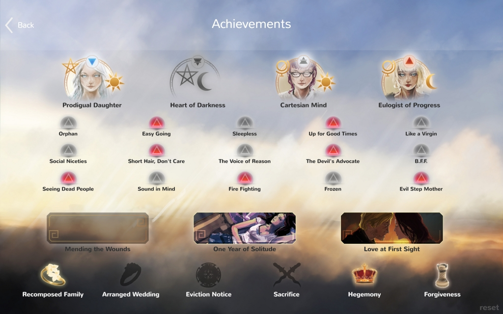 Along the Edge - Screenshot Achievements